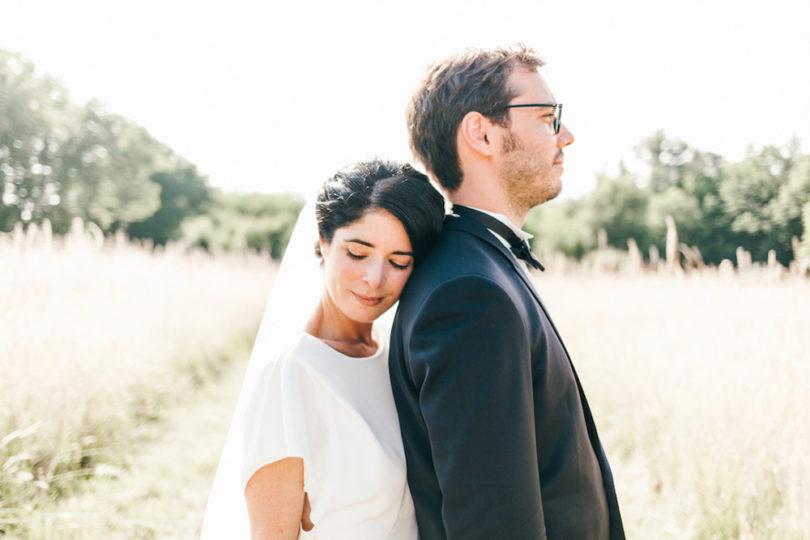 Les bons moments - Un mariage dans le Perigord Noir - La mariée aux pieds nus
