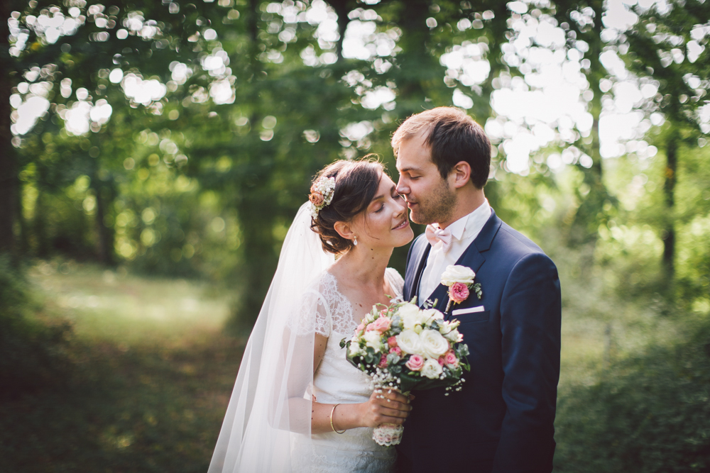 un mariage champtre dans le lot et garonne - Costume Mariage Champetre