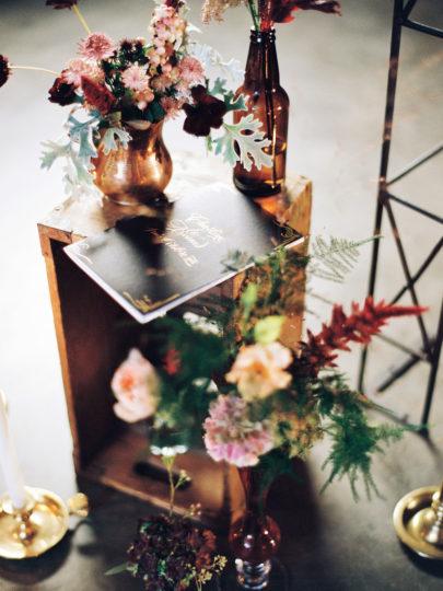 Michael Ferire - Un mariage Art Deco - La mariee aux pieds nus