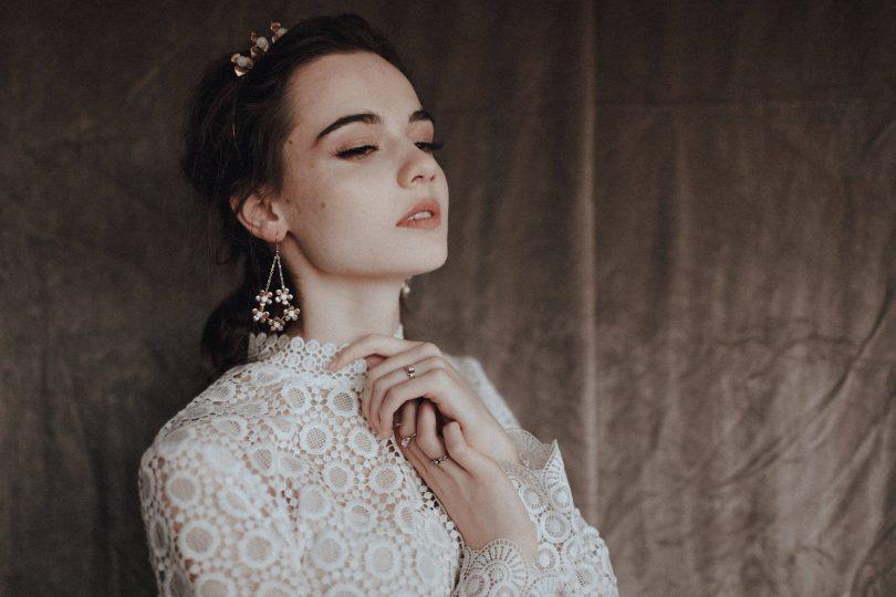 Mignonne Handmade - Accessoires de mariée - Blog mariage : La mariée aux pieds nus