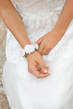 English Garden - Accessoires de mariée - La mariée aux pieds nus