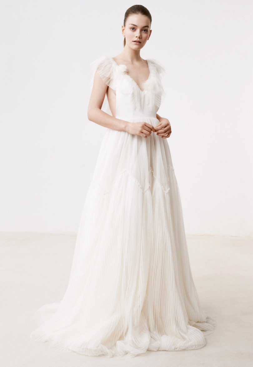 robe de mariée bohème delphine manivet