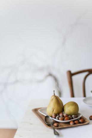 Petit déjeuner en blanc - La mariée aux pieds nus - Studuo