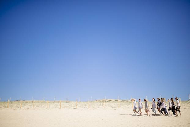©Pretty Days - Organiser un EVJF - La mariee aux pieds nus