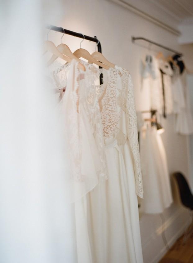 Greg Finck - Rime Arodaky - Creatrice de robe de mariee Paris- Collection 2014 - La mariee aux pieds nus