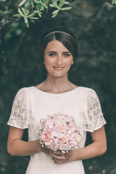 Un mariage en Corse - La mariée aux pieds nus - Photos : Julien Navarre