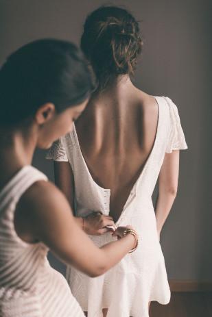 un mariage en corse la marie aux pieds nus photos julien navarre - Domaine De La Navarre Mariage