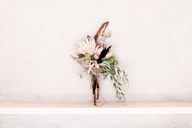 Un mariage bohème dans le désert marocain - Shooting inspiration - A découvrir sur le blog mariage La mariée aux pieds nus - Photos : Julien Navarre