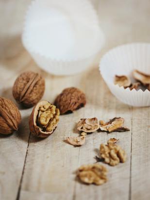 Studio A+Q - Recette de muffins Noix banane et expresso - La mariee aux pieds nus