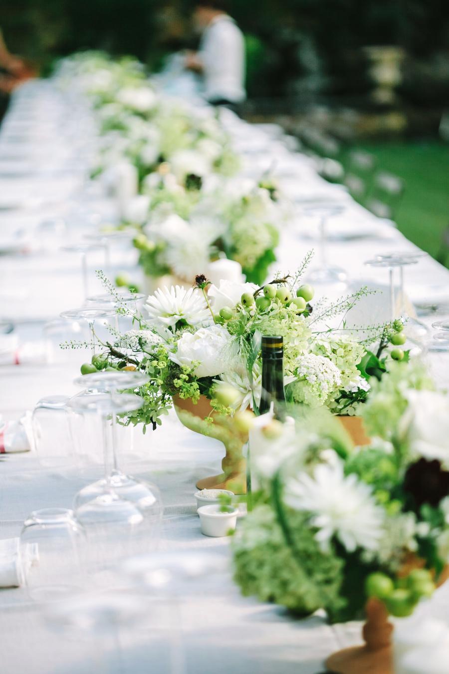 studio a q un mariage champetre chic en vert et blanc a rome la mariee aux pieds nus la. Black Bedroom Furniture Sets. Home Design Ideas
