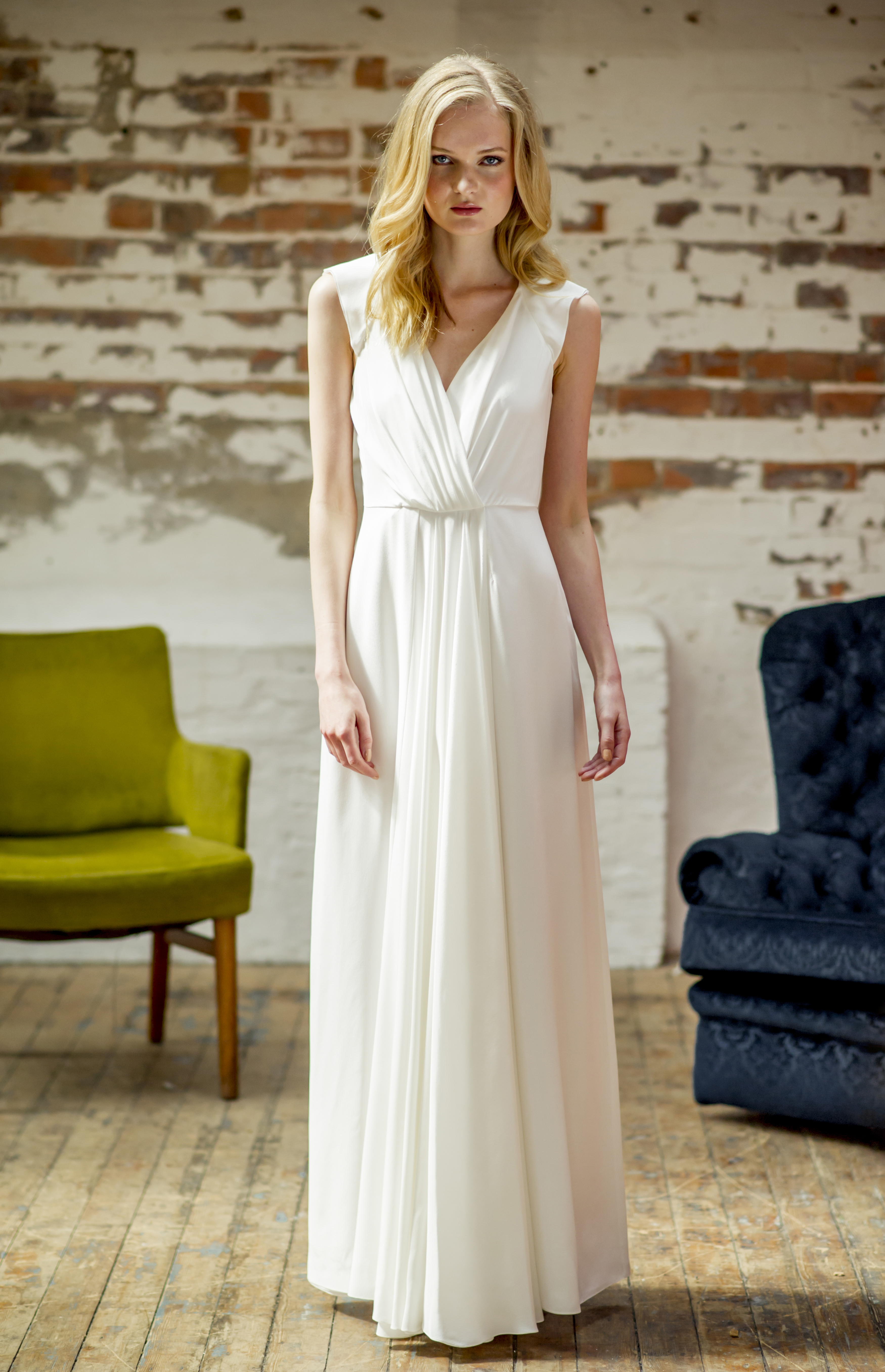 Thierry Joubert Atelier Anonyme Robes De Mariee Collection