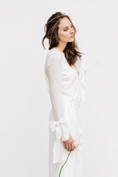 Carnets de mariage - Robes de mariée - Collection 2017 - Serendipité - a découvrir sur le blog mariage www.lamarieeauxpiedsnus.com - Photos : Lifestories Wedding
