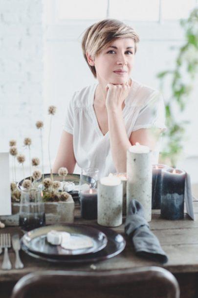 Portrait de Kateline Durand - Artis Evenement - Blog mariage : La mariée aux pieds nus