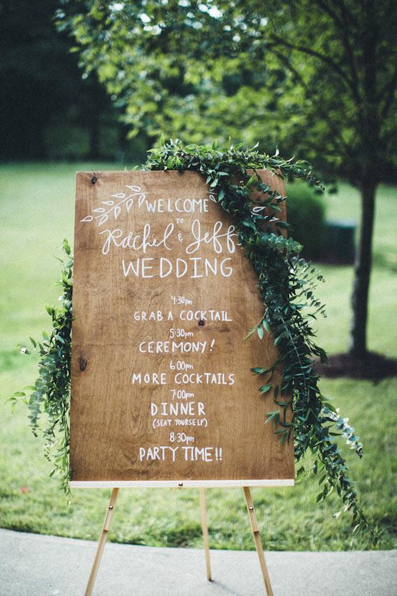 Préférence Où trouver de jolis panneaux pour son mariage ? DR03