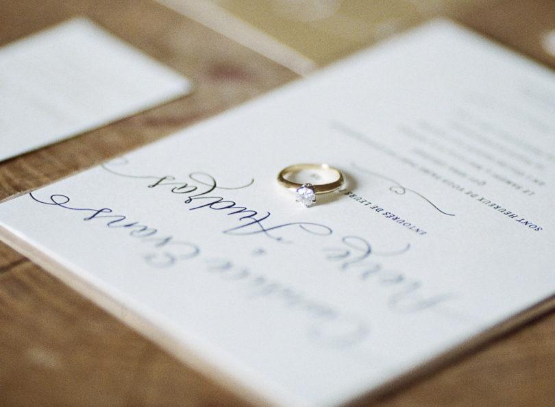Un mariage en blanc dans le Lyonnais