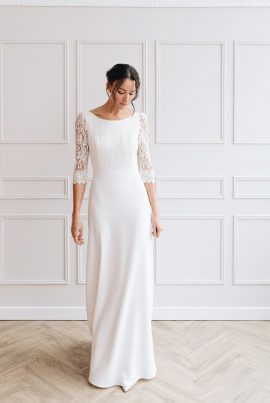 Anne de Lafforest x Douce - Robes de mariée - Collection 2021