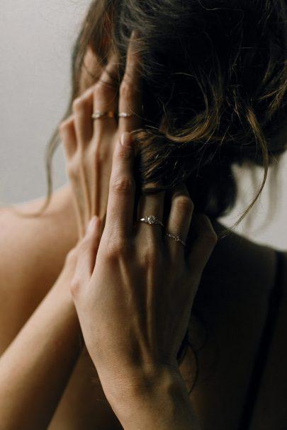 Leila Buecher - Joaillerie de mariage - Blog mariage : La mariée aux pieds nus