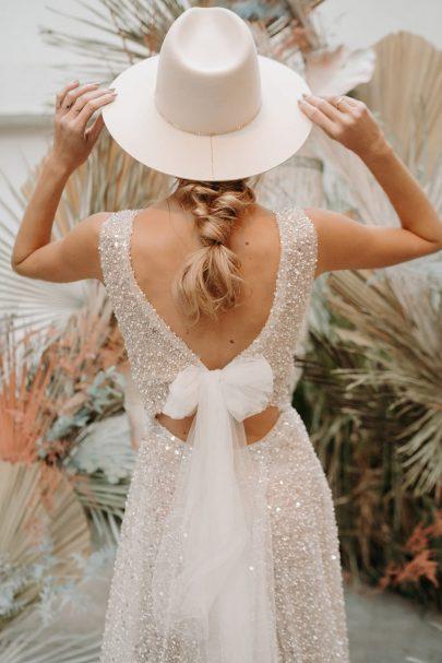 Alma Real - Robes de mariée - Collection 2021 - Photos : The Quirky - Blog mariage : La mariée aux pieds nus