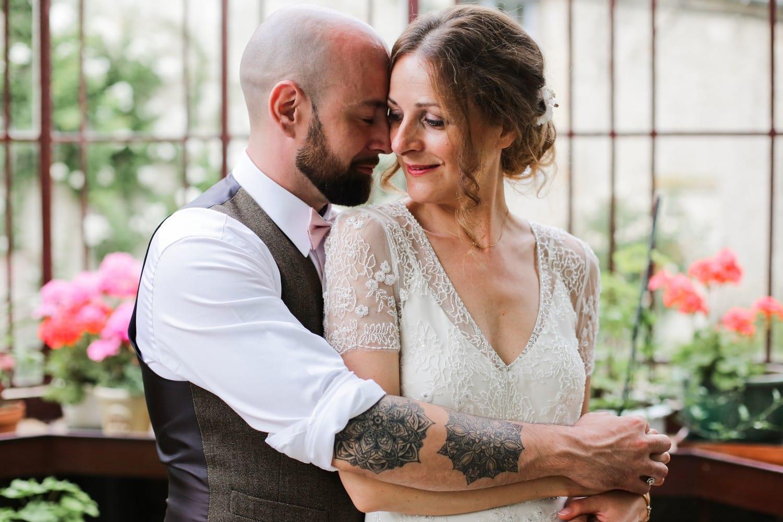 Amandine Ropars - Photographe mariage - blog mariage La mariée aux pieds nus