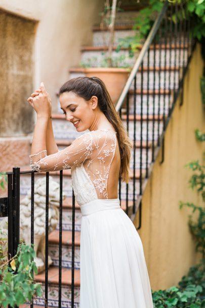 Anna Dautry - Robes de mariée - Collection 2019 - La mariée aux pieds nus