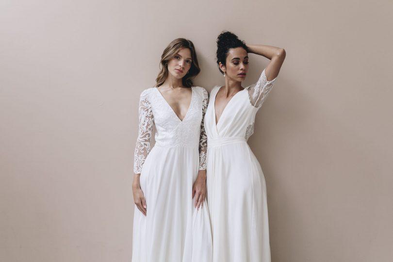 Anne de Lafforest - Robes de mariée - Collection 2021