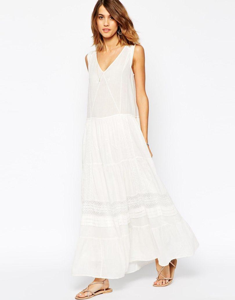 Robe de mariée petit budget - BA&SH - La mariée aux pieds nus