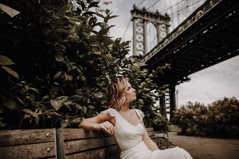 Atelier 2B - Robes de mariée - Collection 2020 - Blog mariage : La mariée aux pieds nus