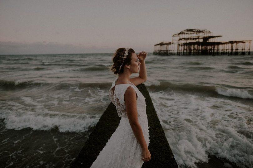 Atelier 2b - Robes de mariée - Toulouse - Photographe : Céline Zed - Blog mariage : La mariée aux pieds nus