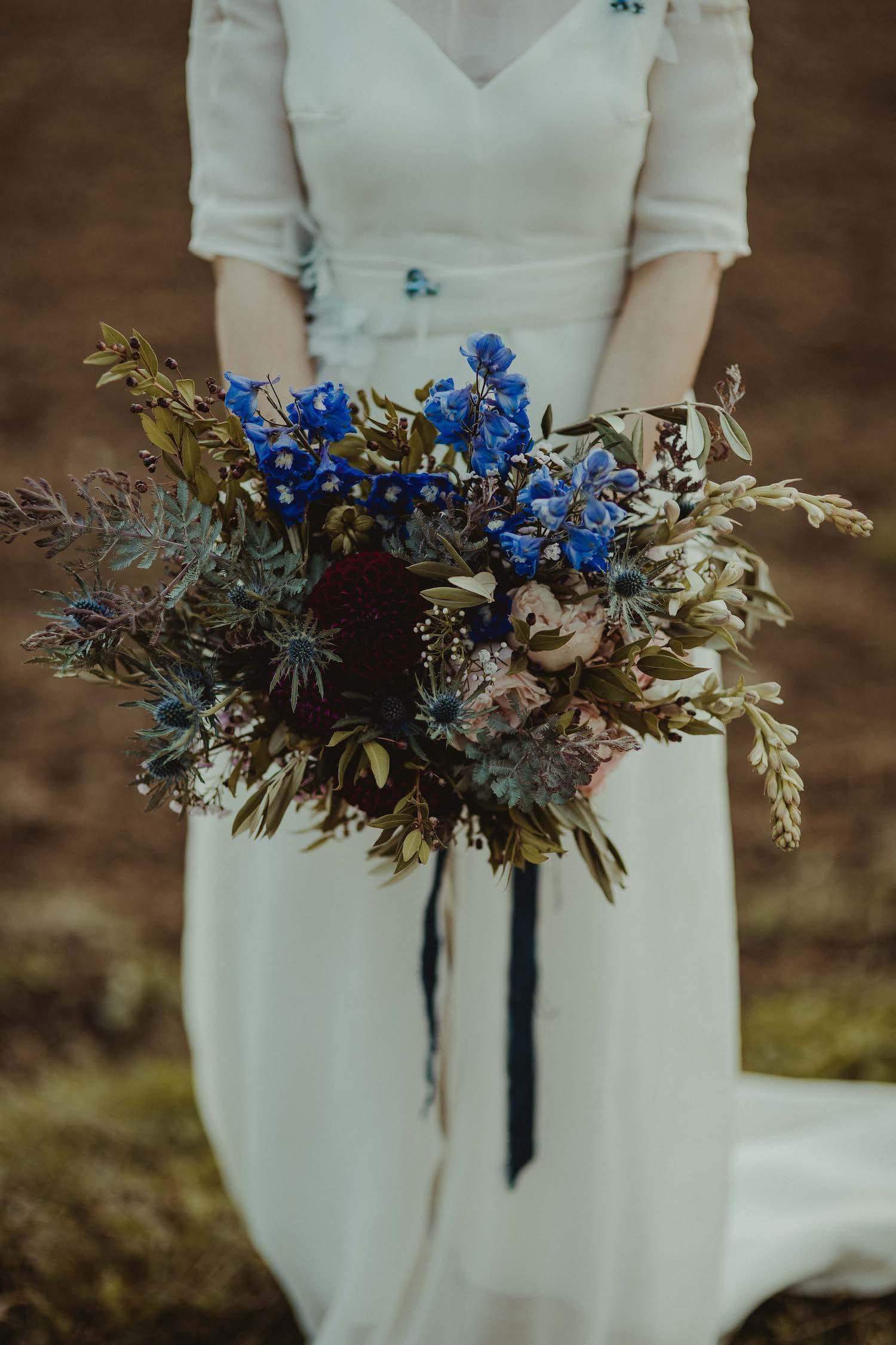 Atelier Aimer - Fleuriste mariage - Blog mariage : La mariée aux pieds nus