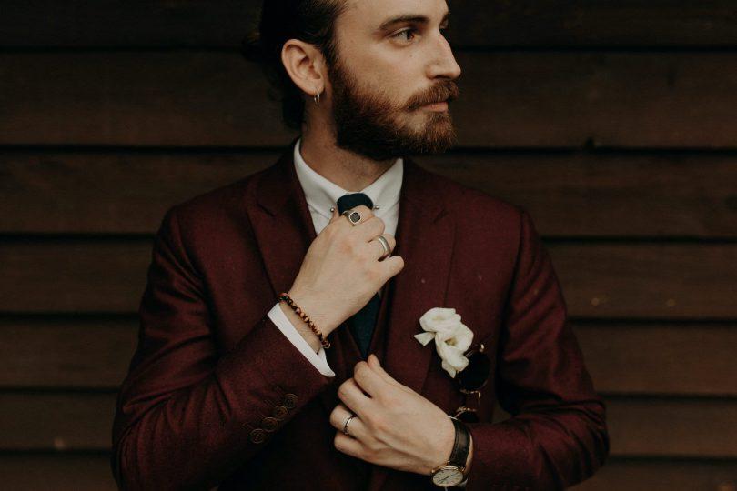 Mariage reporté : comment adapter votre costume de marié ? - Photos : Baptiste Hauville - Blog mariage : La mariée aux pieds nus