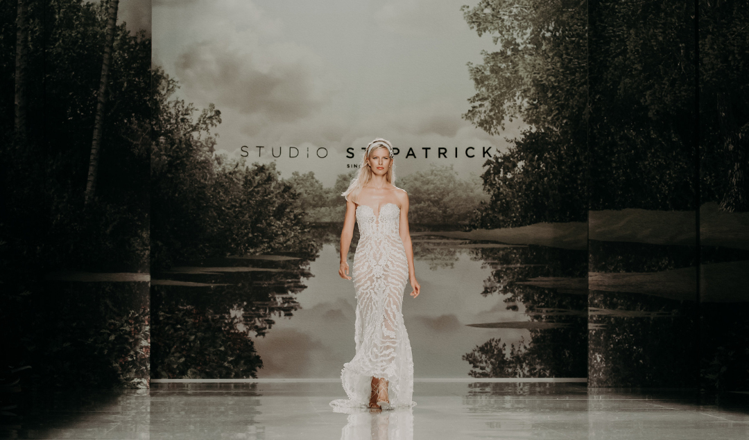 Studio St Patrick - Collection 2018 - Barcelona Bridal Week - La mariée aux pieds nus - Photos : The Quirky