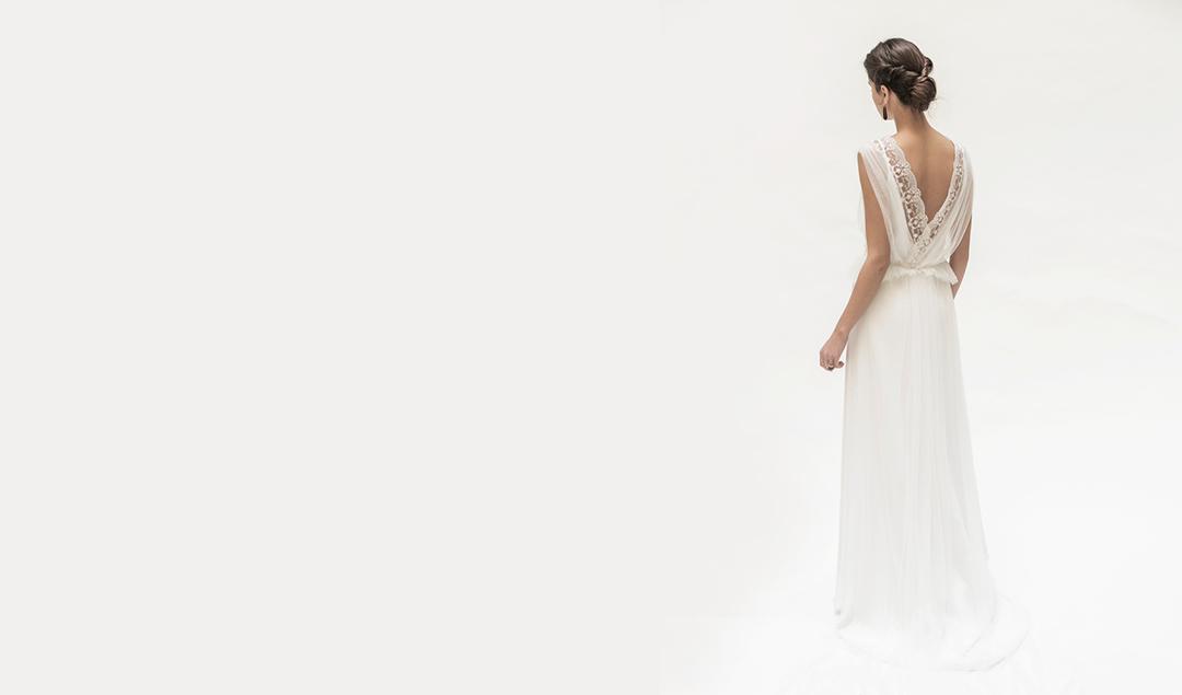 Bebas Closet - Robes de mariée - Collection 2018 - A découvrir sur le blog mariage www.lamarieeauxpiedsnus.com