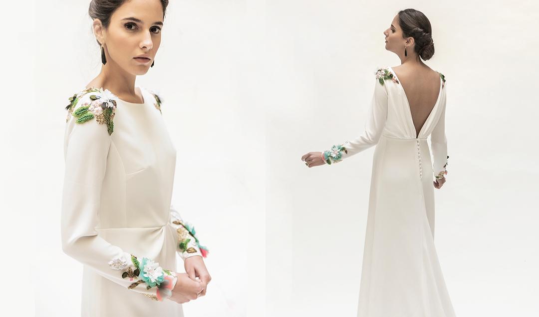 Robe de mariee hiver 2018
