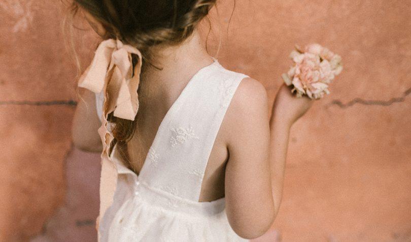 Birdie - Tenues de cortège par Christina Sfez - Blog mariage : La mariée aux pieds nus