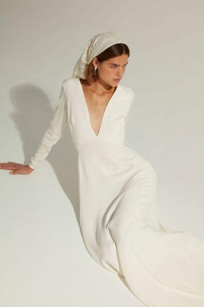Blanche - Robes de mariée - Collection 2022