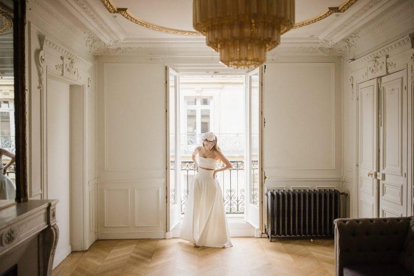 By Romance, prêt-à-porter mariée - Collection 2021 - Photos : Lifestories Wedding - Blog mariage : La mariée aux pieds nus