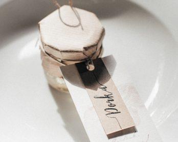 Cadeaux d'invités pour votre mariage - Blog mariage : La mariée aux pieds nus
