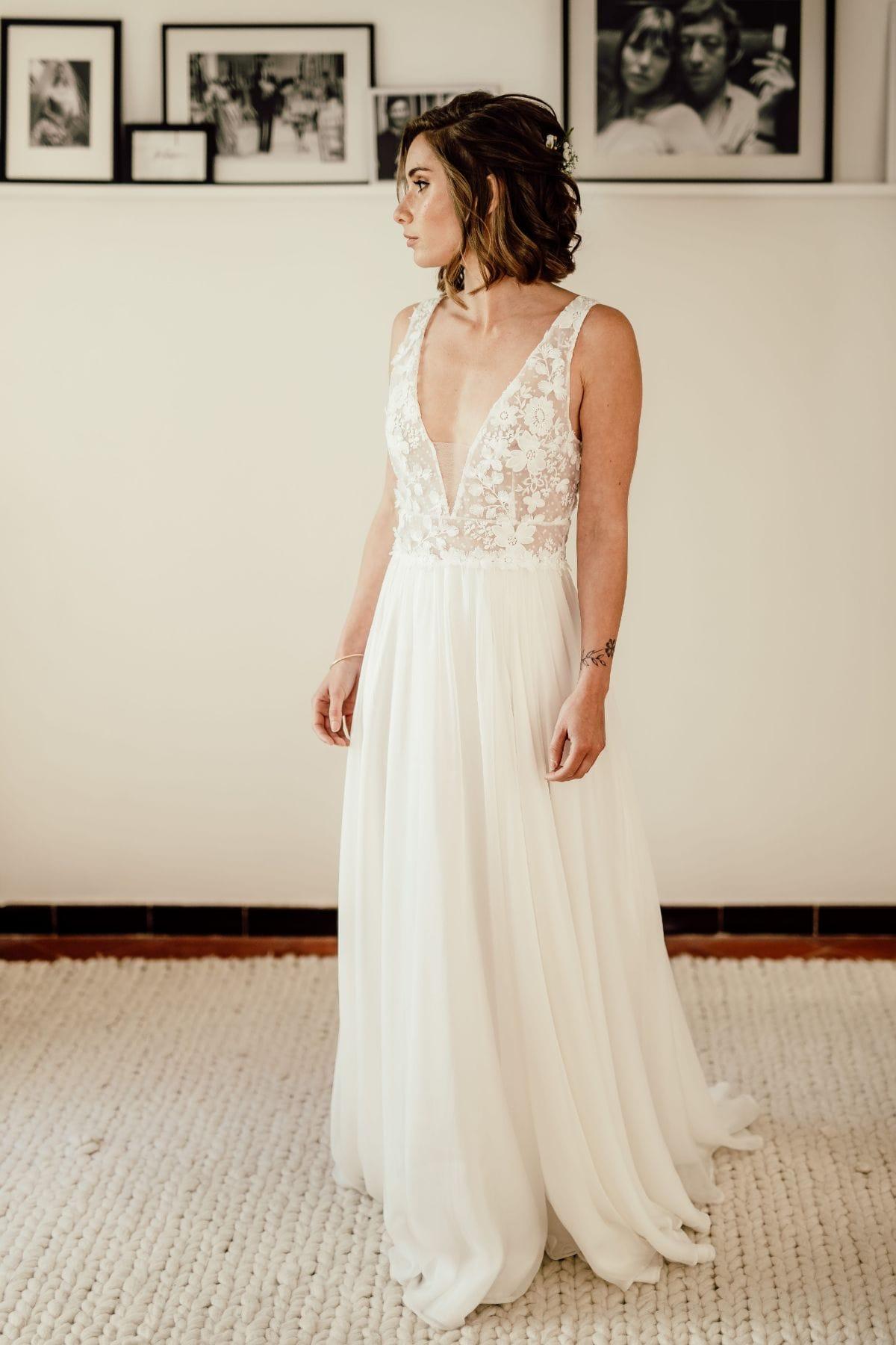 Camille Recollin - Robes de mariée Collection