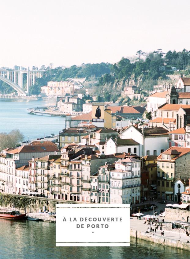 Capyture - A la decouverte de la ville de Porto - La mariee aux pieds nus