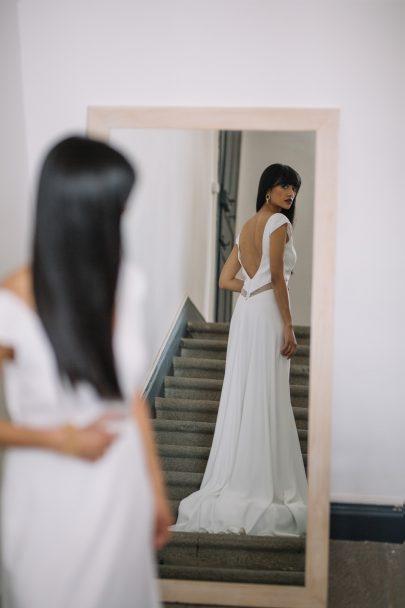 Castille - Showroom de robes de mariée à Rennes - Photos : Priscilla Nguyen - Blog mariage : La mariée aux pieds nus