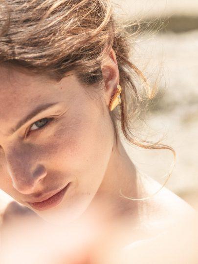 Céline de Monicault lance sa première collection de bijoux pour les mariées - Blog mariage : La mariée aux pieds nus