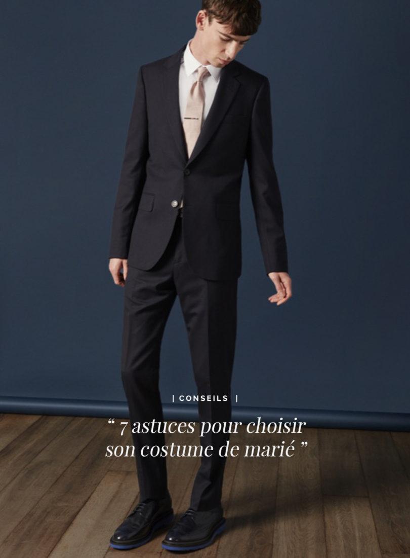 7 astuces pour choisir son costume de marié