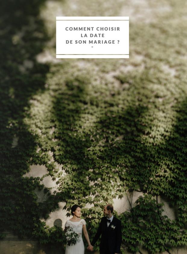 Comment choisir la date de son mariage ?  Retrouvez les conseils pour faire votre choix sur www.lamarieeauxpiedsnus.com - Photo : You Made My Day