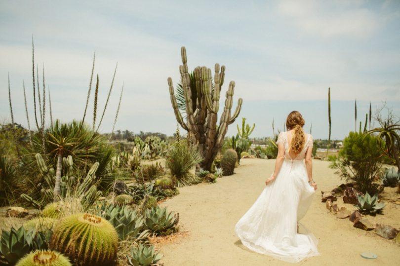 Christina Sfez - Robes de mariée - Collection 2017 - A découvrir sur le blog mariage www.lamarieeauxpiedsnus.com