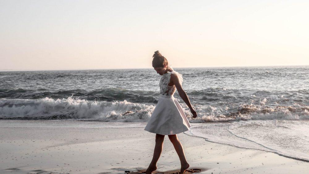 Claudine - Robes de mariée - Collection 2019 - Blog mariage : La mariée aux pieds nus