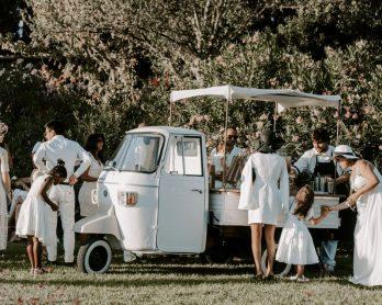 Vin d'honneur : Comment organiser le cocktail de votre mariage ? - Blog mariage : La mariée aux pieds nus