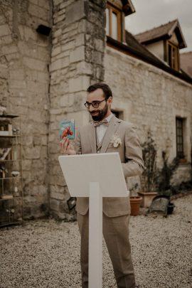 Comment rédiger un discours de cérémonie laïque ? - Photos : Clément Siegfried - Blog mariage : La mariée aux pieds nus