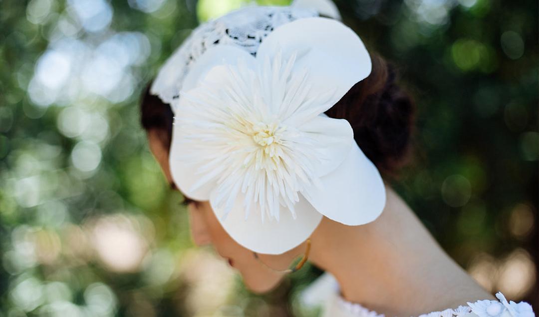 Constance Fournier - Robes de mariée - Blog mariage : La mariée aux pieds nus