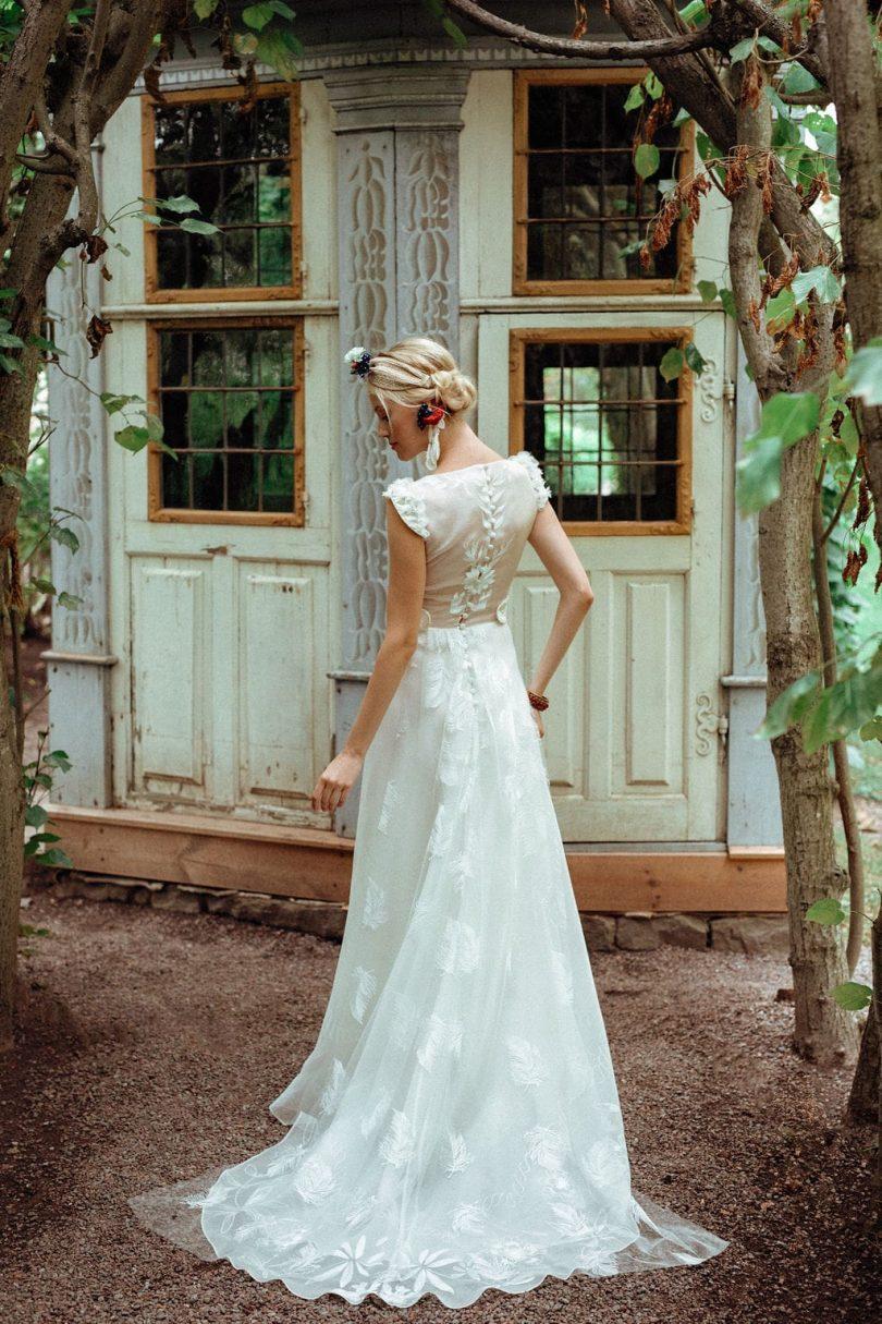 Constance Fournier - Robes de mariée - Collection 2019 - Photos : PierGab - Blog mariage : La mariée aux pieds nus