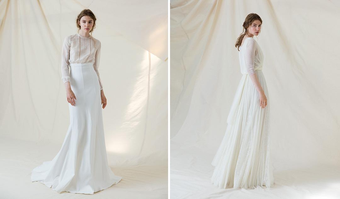 Cortana - Robes de mariée - Collection 2018 - Blog mariage : La mariée aux pieds nus